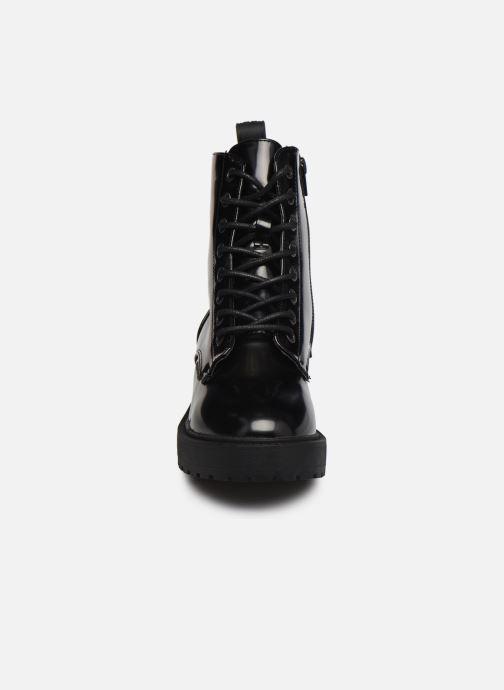Stiefeletten & Boots Bullboxer 020500F6S schwarz schuhe getragen