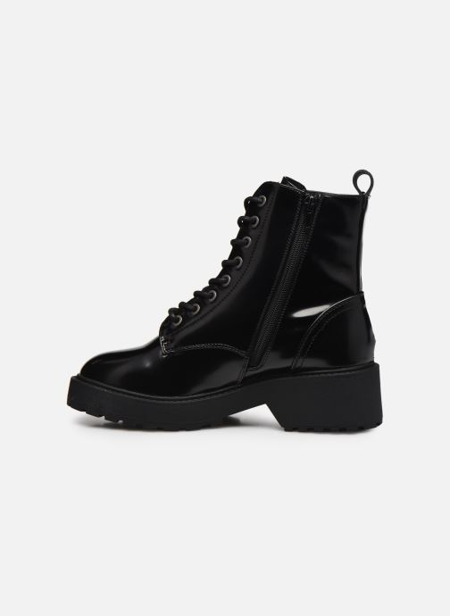 Stiefeletten & Boots Bullboxer 020500F6S schwarz ansicht von vorne