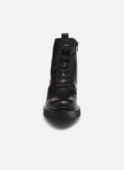Bottines et boots Bullboxer 610504E6L Noir vue portées chaussures