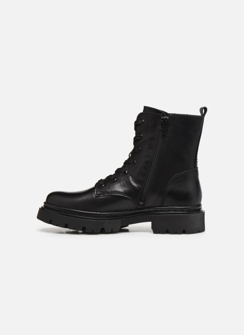 Bottines et boots Bullboxer 610504E6L Noir vue face