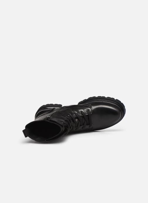 Bottines et boots Bullboxer 610504E6L Noir vue gauche
