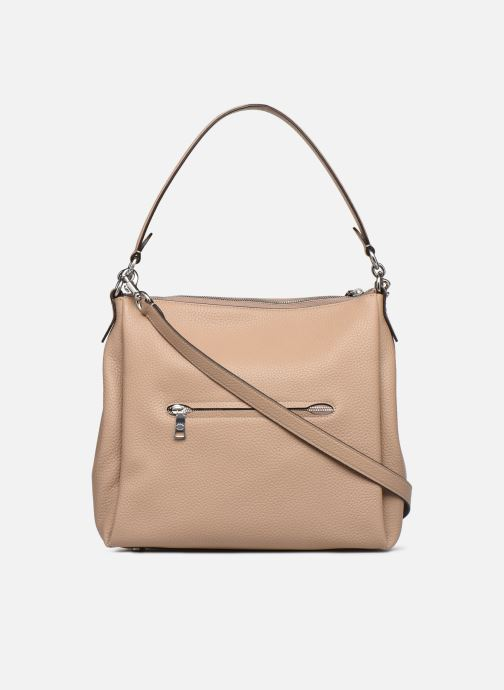 Sacs à main Coach Shay Shoulder Bag Beige vue face