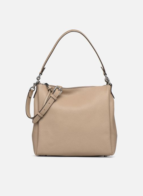 Sacs à main Coach Shay Shoulder Bag Beige vue détail/paire