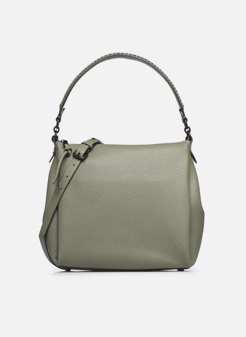 Handtaschen Coach Shay Shoulder Bag grün detaillierte ansicht/modell