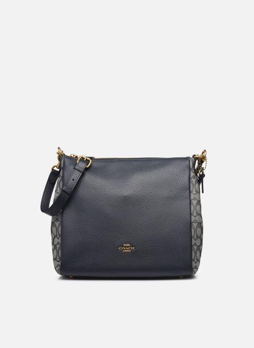 Handtaschen Coach Shay Shoulder Bag blau detaillierte ansicht/modell