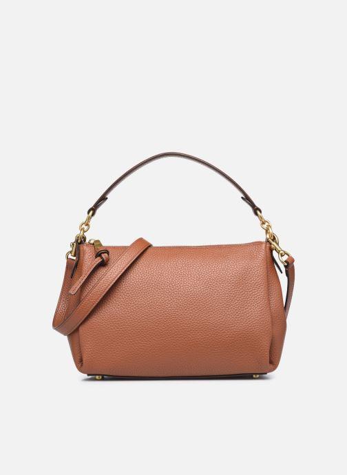 Handtaschen Coach Shay Crossbody braun detaillierte ansicht/modell