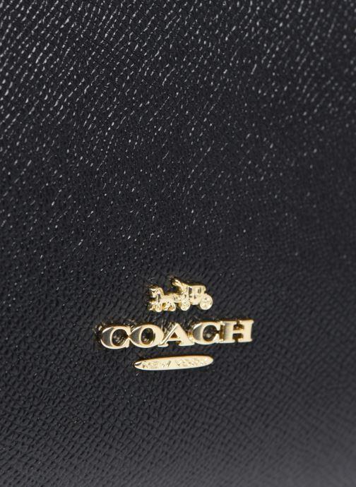 Bolsos de mano Coach Folio Tote Negro vista lateral izquierda