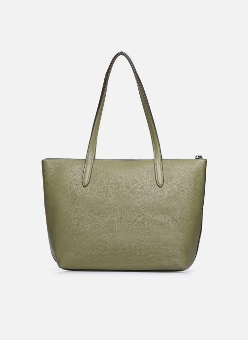 Handtaschen Coach Taylor Tote grün ansicht von vorne