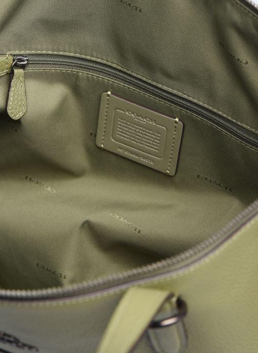 Handtaschen Coach Taylor Tote grün ansicht von hinten