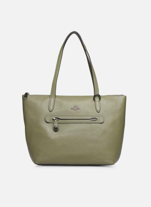 Handtaschen Coach Taylor Tote grün detaillierte ansicht/modell