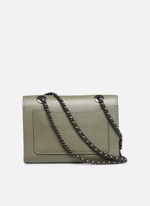 Bolsos de mano Coach Parker Shoulder Bag Verde vista de frente