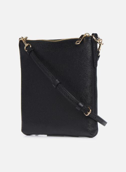 Bolsos de mano Coach Kitt Negro vista lateral derecha