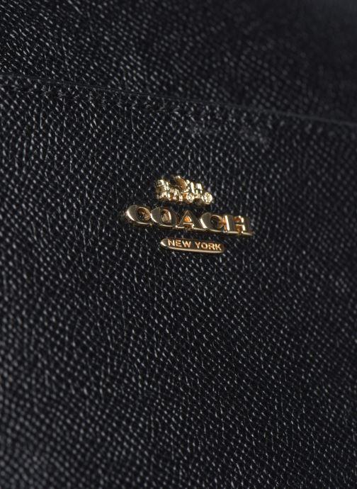 Bolsos de mano Coach Kitt Negro vista lateral izquierda