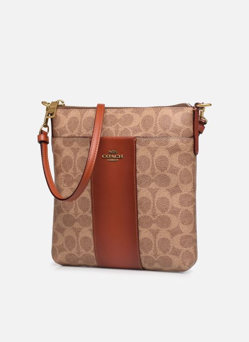 Handtaschen Coach Kitt braun schuhe getragen