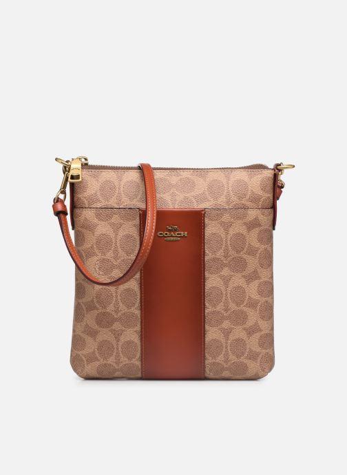 Handtaschen Coach Kitt braun detaillierte ansicht/modell
