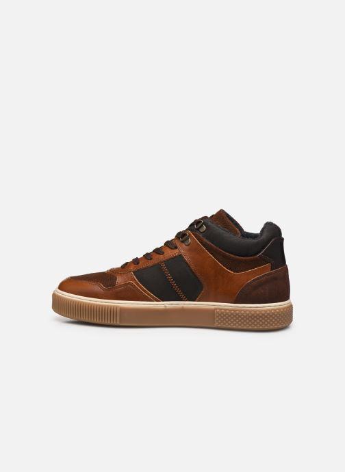 Sneakers Bullboxer Q00004341-10 Marrone immagine frontale