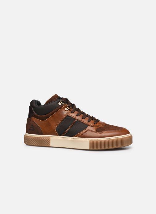 Sneakers Bullboxer Q00004341-10 Marrone immagine posteriore