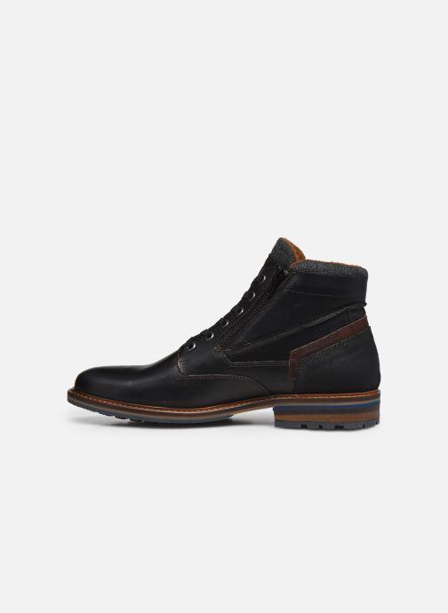 Boots en enkellaarsjes Bullboxer Q00004341-50 Bruin voorkant