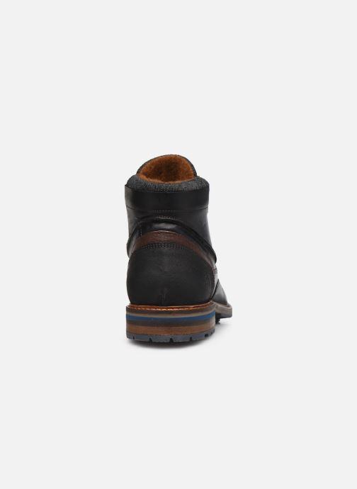 Boots en enkellaarsjes Bullboxer Q00004341-50 Bruin rechts