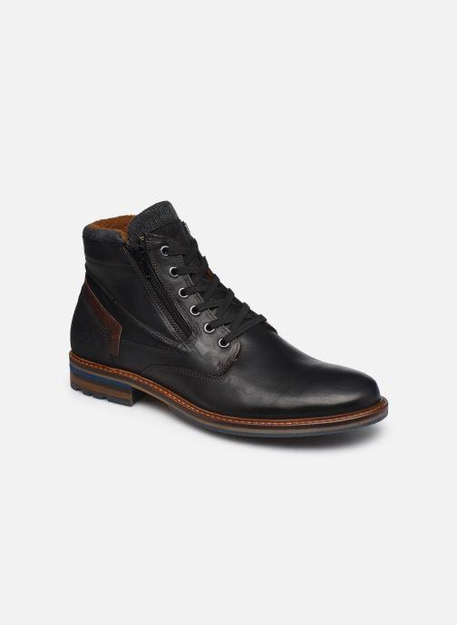 Boots en enkellaarsjes Bullboxer Q00004341-50 Bruin detail