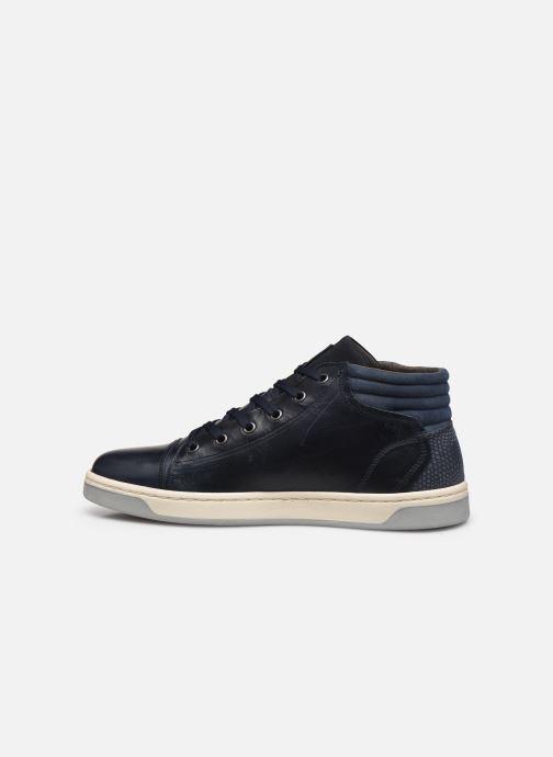 Sneaker Bullboxer Q00004341-80 blau ansicht von vorne