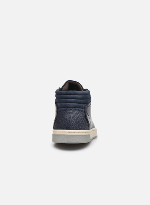 Sneaker Bullboxer Q00004341-80 blau ansicht von rechts