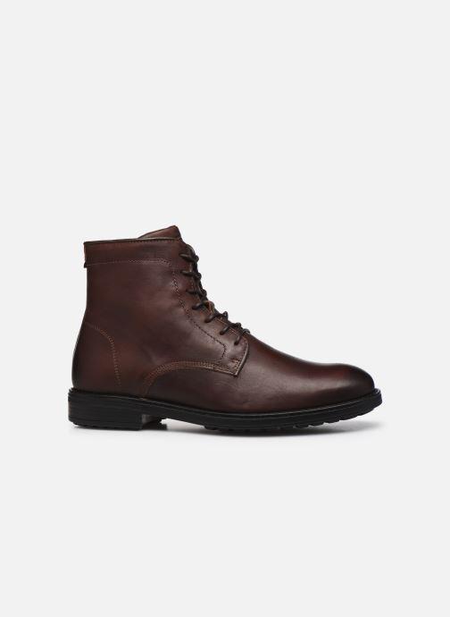 Stiefeletten & Boots Bullboxer Q00004341-110 braun ansicht von hinten