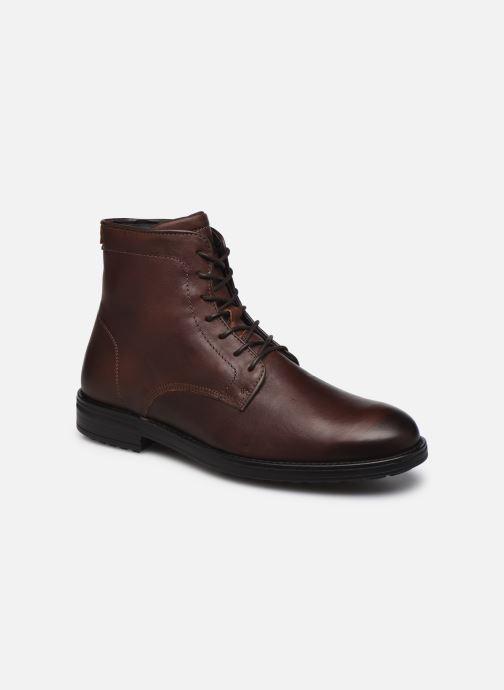 Ankelstøvler Bullboxer Q00004341-110 Brun detaljeret billede af skoene