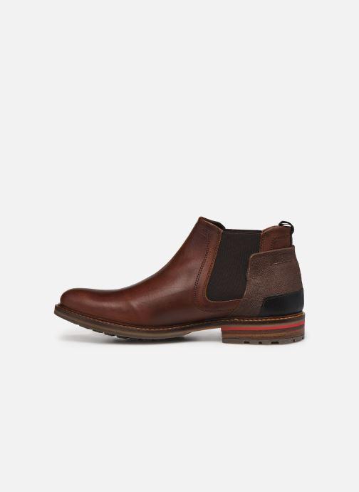 Bottines et boots Bullboxer Q00004341-290 Marron vue face