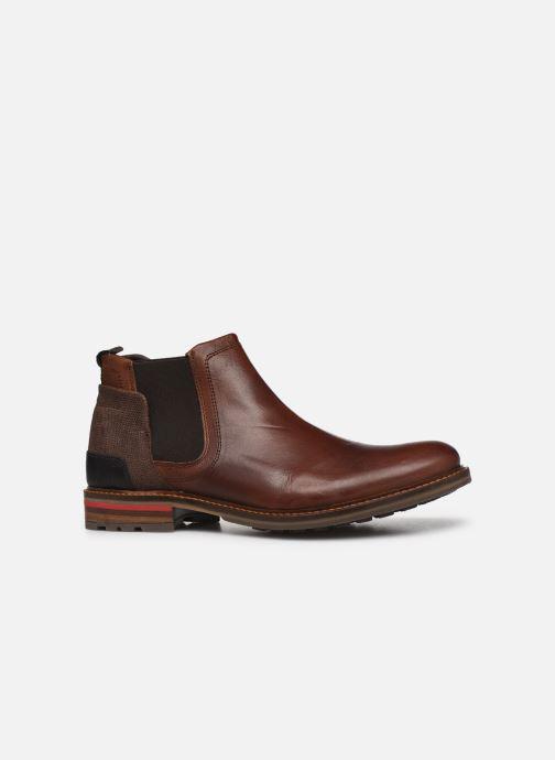 Boots en enkellaarsjes Bullboxer Q00004341-290 Bruin achterkant