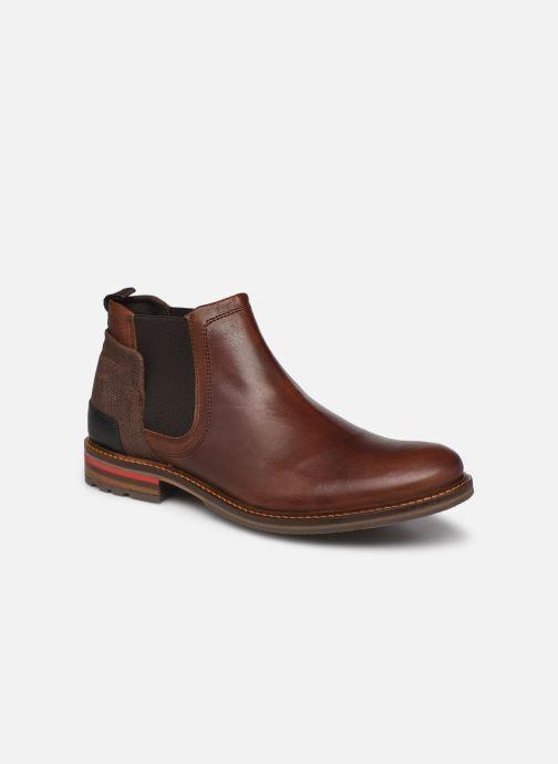 Boots en enkellaarsjes Bullboxer Q00004341-290 Bruin detail
