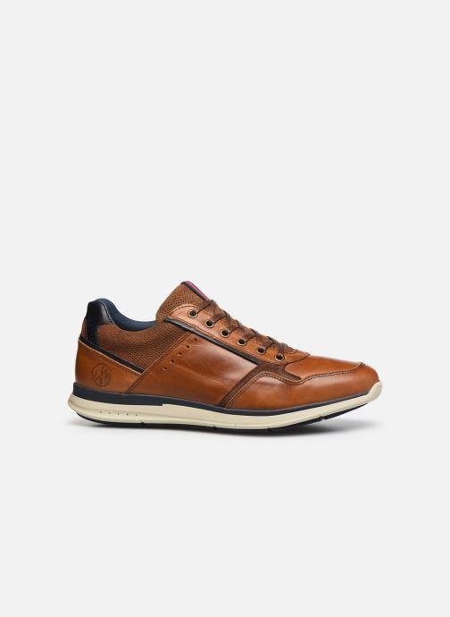 Sneakers Bullboxer Q00004341-280 Brun se bagfra