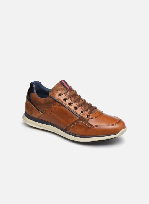 Sneakers Bullboxer Q00004341-280 Brun detaljeret billede af skoene