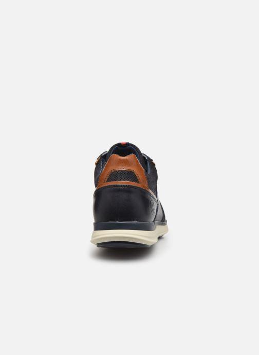 Sneakers Bullboxer Q00004341-280 Blå Se fra højre