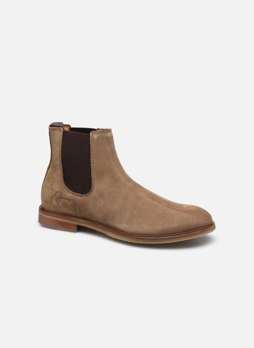 Ankelstøvler Bullboxer Q00004341-200 Brun detaljeret billede af skoene