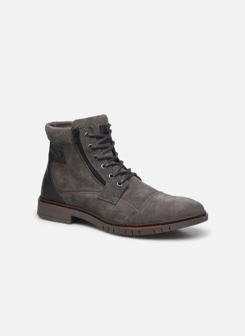 Ankelstøvler Bullboxer Q00004341-130 Brun detaljeret billede af skoene