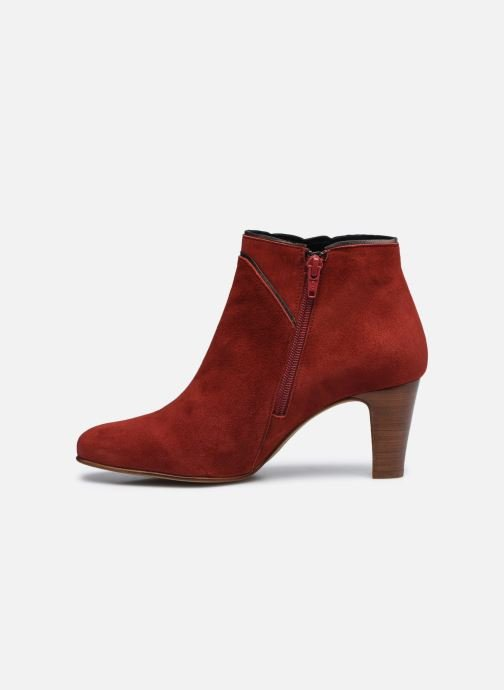 Stiefeletten & Boots Georgia Rose Lyzzie rot ansicht von vorne