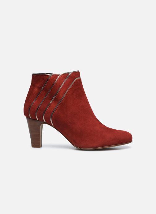 Stiefeletten & Boots Georgia Rose Lyzzie rot ansicht von hinten