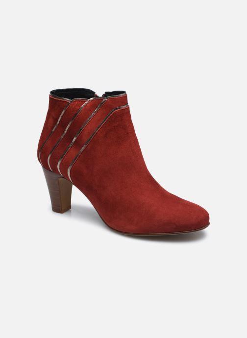 Stiefeletten & Boots Georgia Rose Lyzzie rot detaillierte ansicht/modell