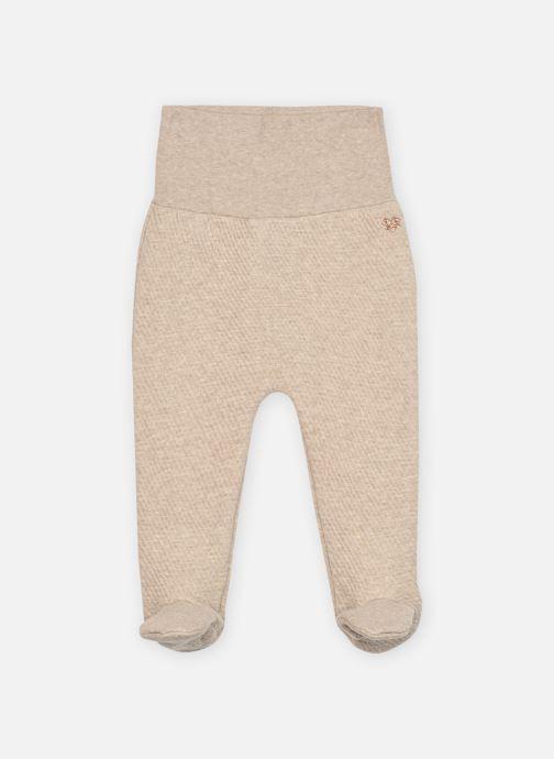 Vêtements Arsène et les Pipelettes Pantalon Tibor Beige vue détail/paire