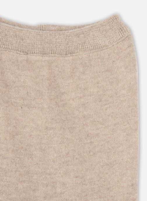 Vêtements Arsène et les Pipelettes Legging Thuy Beige vue face