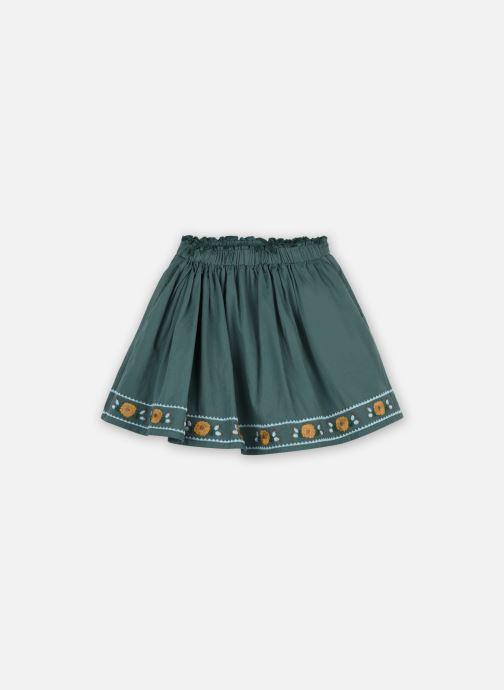 Vêtements Arsène et les Pipelettes Jupe Tyra Vert vue détail/paire