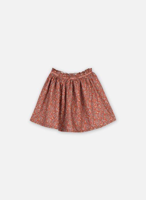 Vêtements Arsène et les Pipelettes Jupe Thelia Marron vue détail/paire