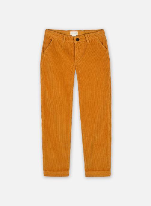 Vêtements Arsène et les Pipelettes Pantalon Tugay Marron vue détail/paire