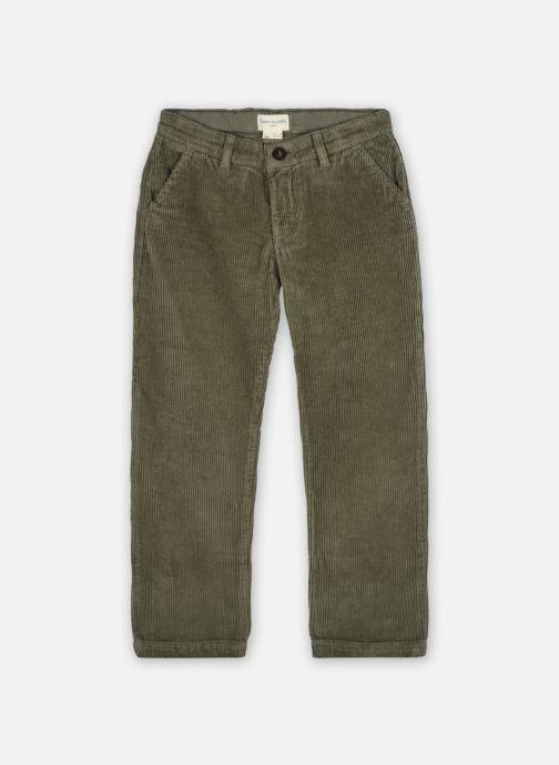 Vêtements Arsène et les Pipelettes Pantalon Tugay Vert vue détail/paire