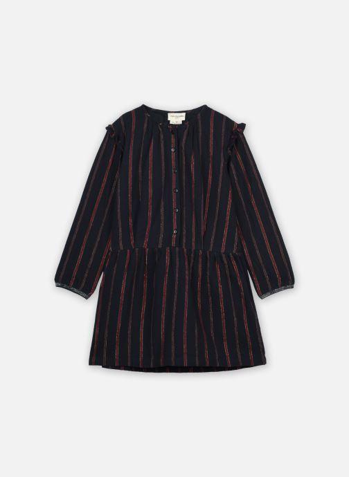 Vêtements Arsène et les Pipelettes Robe Tosca Bleu vue détail/paire