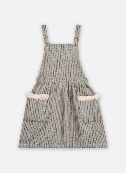 Vêtements Arsène et les Pipelettes Robe Timea Marron vue détail/paire
