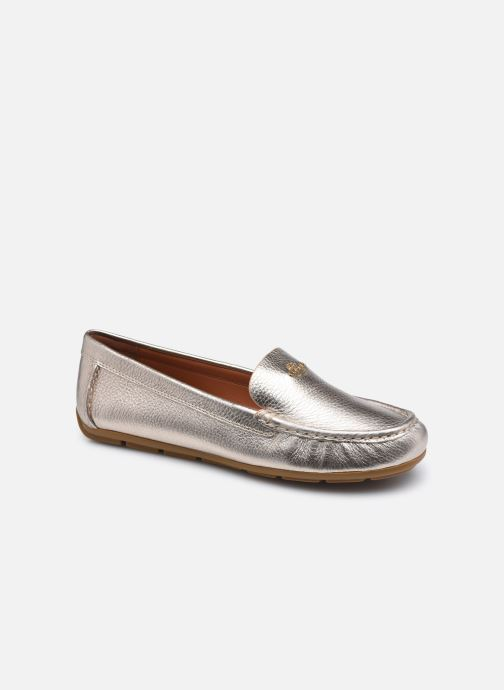 Slipper Damen Marley Metallic Leather Driver