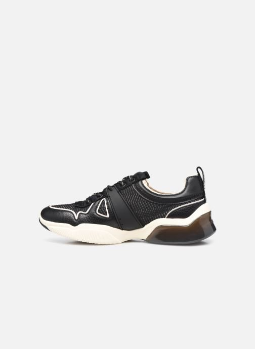 Baskets Coach Citysole Mesh Runner Noir vue face