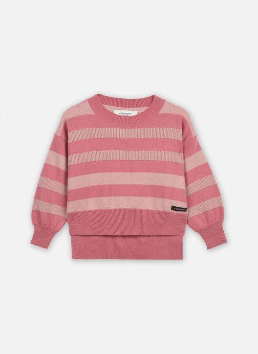 Kleding A Monday In Copenhagen  Bibi Blouse Roze detail